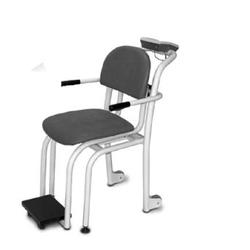Rice Lake 540-10-2 Premium Physician Chair Scale, 600lb x 0.2 lb