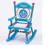 Levels of Discovery RAB10005 Time Out Mini Rocker