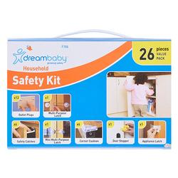 Dream Baby F7661 Home Safety Value Pack 26 Pieces