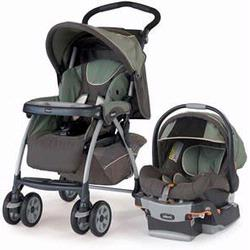 Chicco 06060796650070 Cortina Keyfit 30 Travel System  - Adventure Picture