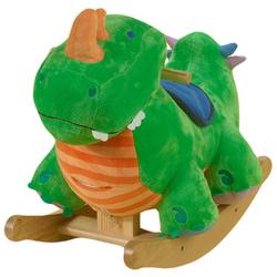 Rockabye 85015 Danny Dinosaur Rocking Toy