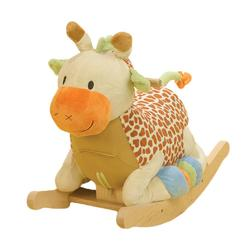 Rockabye 85024 Raffi Giraffe Rocking Toy