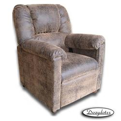 Dozydotes 7386 Stratolounger Children's Recliner - Brown Bomber