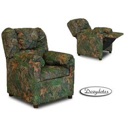 Dozydotes 10177 Stratolounger Children's Recliner - Camouflage