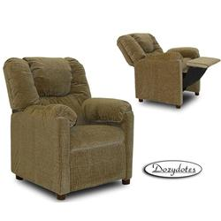 Dozydotes 10172 Stratolounger Children's Recliner - Hot Chocolate