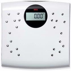 Seca 804 Sensa Digital Floor Scale with Body Fat & Body Water Analysis, 330 x 0.2 lb