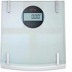 Seca 808 Quadra Digital Floor Scale with Glass Platform and Body Fat & Body Water Analysis