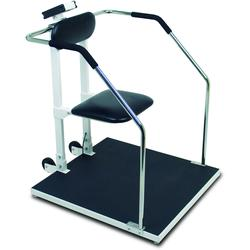 Detecto 6868 Combo Chair Scale / Handrail Scale Picture