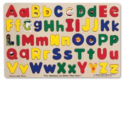 Melissa & Doug 0047 Upper & Lowercase Alphabet