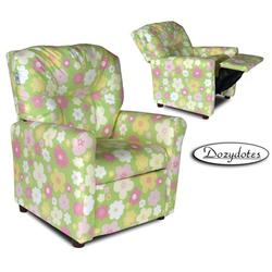 Dozydotes 10563 Contemporary Childrens Recliner - Ellies Garden