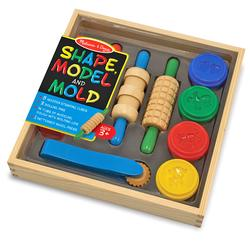 Melissa & Doug 0165 Shape, Model and Mold