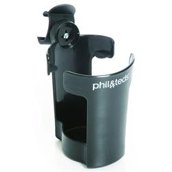 Phil & Teds VCH Thirsty Work Cup Holder for Vibe and Smart Strollers