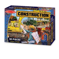 Melissa & Doug 0417 Construction Floor (24 pc)