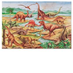Melissa & Doug 0421 Dinosaurs Floor (48 pc)
