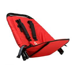 Phil & Teds CDK11 Doubles Kit For Classic Buggy Stroller - Red