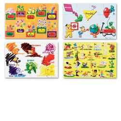 Melissa & Doug 0447 Beginning Skills Floor (48 pc)