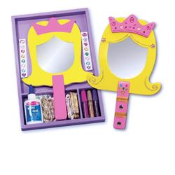 Melissa & Doug 1183 Princess Mirror - DYO