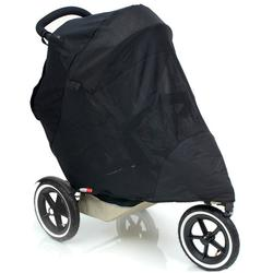 Phil &Teds VMD UV Sunny Days Mesh Cover For Vibe Double Stroller