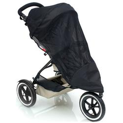 Phil & Teds VMS UV Sunny Days Mesh Cover For Vibe/verve Single Stroller - Open Box