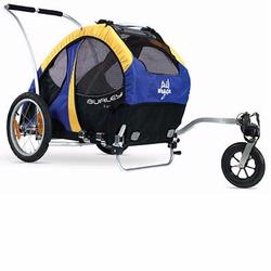 Burley 947101 Tail Wagon Pet Bike Trailer