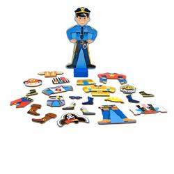 Melissa & Doug 3550 Joey Magnetic Dress-Up