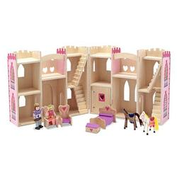 Melissa & Doug 3708 Fold & Go Princess Castle