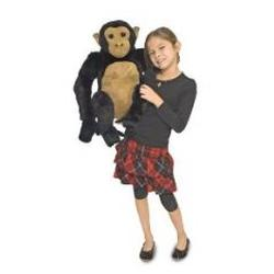 Melissa & Doug 3907 Bananas the Chimp Puppet