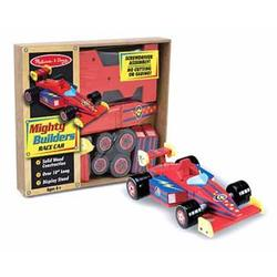 Melissa & Doug 4093 Mighty Builders Race Car