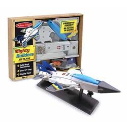 Melissa & Doug 4094 Mighty Builders Jet Plane