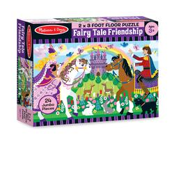 Melissa & Doug 4409 Fairy Tale Friendship Floor Puzzle