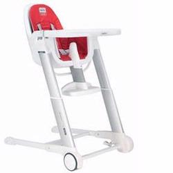 Inglesina 1901RE7 Zuma High Chair, Red