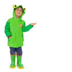 Melissa & Doug 6297 Soggy Froggy Raincoat