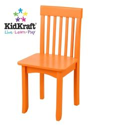 Kidkraft 16651 Avalon Chair - Pumpkin