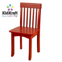 Kidkraft 16652 Avalon Chair - Cranberry