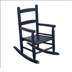 KidKraft 18154 - 2 - Slat Rocker in Blueberry
