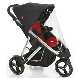 Phil & Teds VSS Stormy Weather Cover For Vibe/Verve Single Stroller