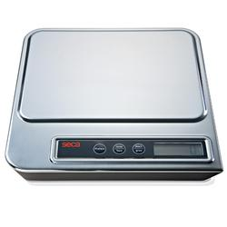 Seca 856 Electronic Kitchen Scale With Stainless Steel Cover