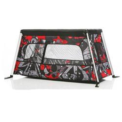 Phil and Teds TRG11 Traveller Cot/Crib - Grafitti/Red