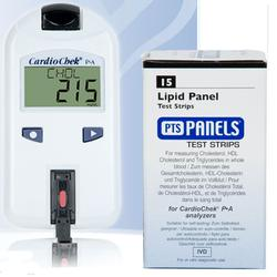 CardioCheck PA Lipid Panel 12 Pack  it With PA System