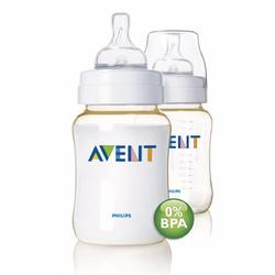 Avent SCF663/27 BPA Free 9 oz Natural Feeding Bottle (2 Pack)