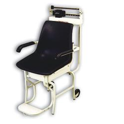 Detecto 4751 Mechanical Medical Chair Scale, 400 lb x 4 oz/ 180 kg x 100 g