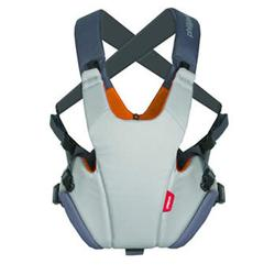Phil and Teds CP744V2 Pepe Front Carrier - Grey/Orange