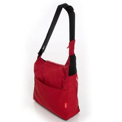 Phil and Teds DID11 Diddie Bag w/ Mini Diddie and Changing Pad - Red