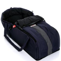 Phil & Teds SPCN3 Cocoon Carrycot For Classic - Dot - Navigator - Explorer- Navy/Charcoal