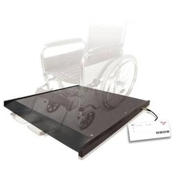 MedWeigh MS-3800 High Capacity Wheelchair Scale 1000 x 0.5 lb