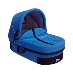 Tike Tech BS-903 Single CityX3 & X4 Bassinet - Blue