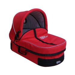 Tike Tech ABS-818 Single X3 Sport Jogger Bassinet - Red