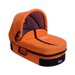 Tike Tech ABS-820 Single X3 Sport Jogger Bassinet - Orange
