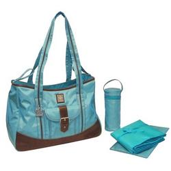 Kalencom 280 Weekender Diaper Bag - Power Blue