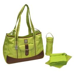 Kalencom 280 Weekender Diaper Bag - Power Green